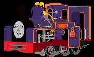 Promo photo of Eric the Mountain Engine