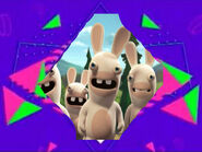 Disney XD Toons Back To The Show Rabbids Invasion Bumper 2015