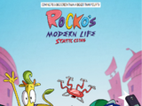 Opening to Rocko's Modern Life: Static Cling 2018 Theater (Regal)
