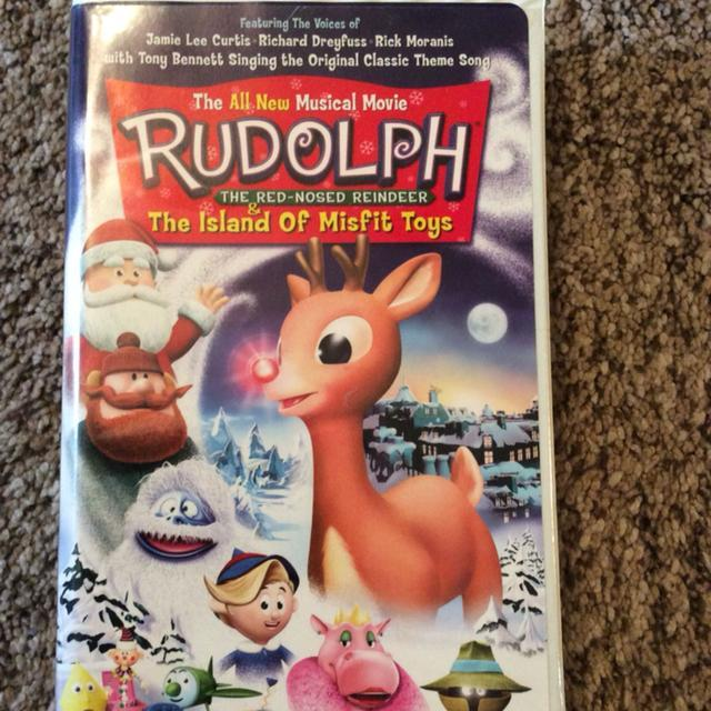 Opening To Rudolph The Red-Nosed Reindeer And The Island Of Misfit Toys  1997 VHS
