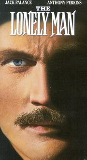 The Lonely Man 1993 VHS (Front Cover)