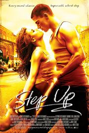2006 - Step Up Movie Poster