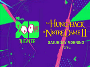 Disney XD Toons Theater The Hunchback Of Notre Dame II Promo 2017