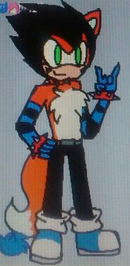 (11) Sharpy Fox Bond