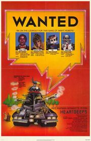 1981 - Heartbeeps Movie Poster