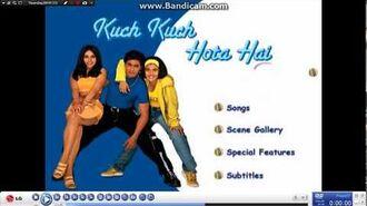 Opening to Kuch Kuch Hota Hai DVD