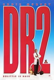 2001 - Dr. Dolittle 2 Movie Poster -1
