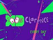 Disney XD Toons Clarence Promo 2017