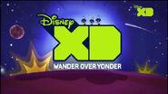 Disney XD Toons Wander Over Yonder Bumper 2013 (UK)
