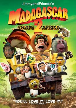 Madagascar: Escape 2 Africa (JimmyandFriends Style