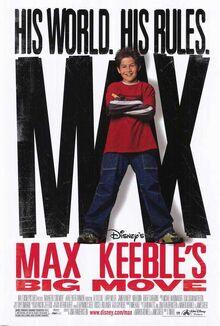 Max Keeble's Big Move (2001) Poster
