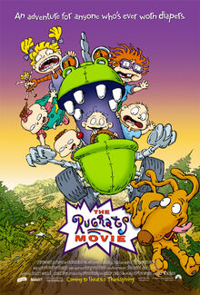 The Rugrats Movie 1998 Poster