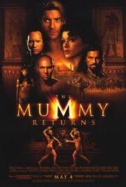 2001 - The Mummy Returns