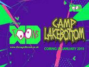 Disney XD Toons Camp Lakebottom Coming January 2019 2018 (UK)