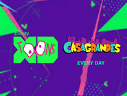 Disney XD Toons The Casagrandes Promo Every Day 2019