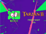 Disney XD Toons Theater Tarzan II Promo 2017