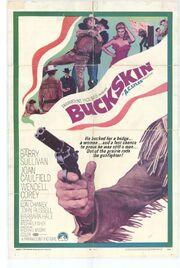 1968 - Buckskin Movie Poster