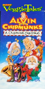 A Chipmunk Christmas 2000 DVD