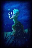 A falling star by zakeno-d3ra6kz