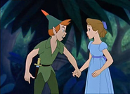 Peter Pan and Wendy 3