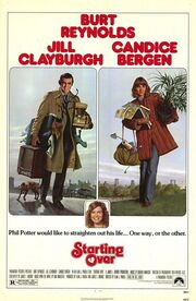 1979 - Starting Over Movie Poster