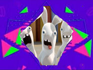 Disney XD Toons Well Be Right Back Rabbids Invasion Bumper 2015