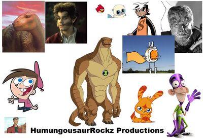 HumungousaurRockz Productions