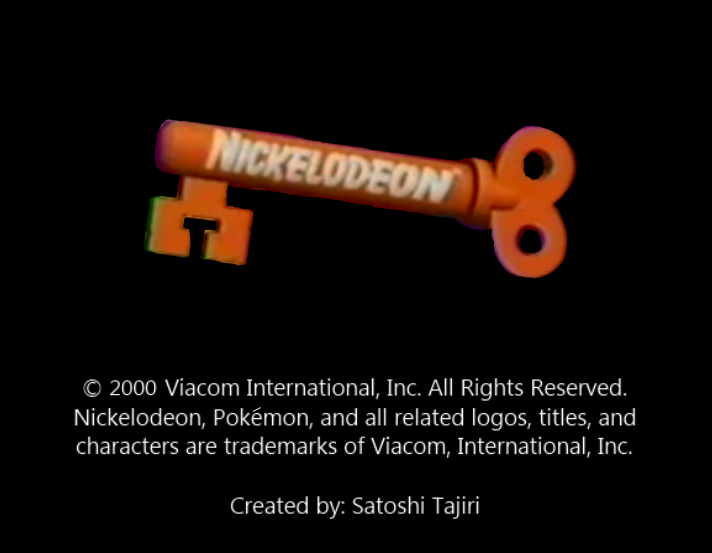 Picture Perfect: Nickelodeon Logo From Picture Perfect.png