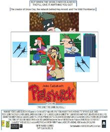 Pelswick The Movie (2001) Theatrical Poster