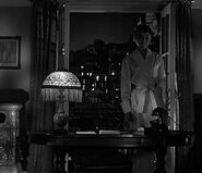Sabrina (1954) Paris Dressing Gown (in Front)