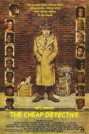1978 - The Cheap Detective Movie Poster
