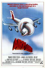 1980 - Airplane! Movie Poster