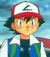 Ash Ketchum In Pokemon The Firest Movie