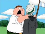 Peter Griffin Screams