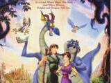 Opening to Quest for Camelot 1998 Theater (Regal Cinemas)