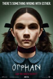 2009 - Orphan Movie Poster