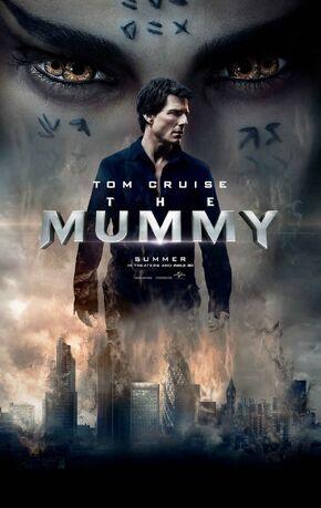 2017 - The Mummy