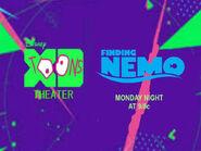 Disney XD Toons Theater Finding Nemo Promo 2017