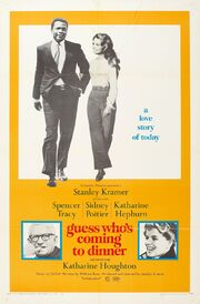 1967 - Guess Who's Coming to Dinner Movie Poster