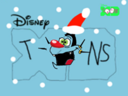 Disney XD Toons Christmas Oggy (UK, 2017)