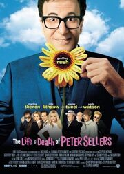 Poster of the movie The Life and Death of Peter Sellers