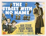 1948 - The Street with No Name Movie Poster -1