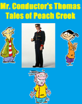 Mr. Conductor's Thomas Tales of Peach Creek Poster