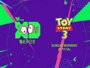Disney XD Toons Theater Toy Story 3 Promo 2017