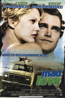 Mad Love (1995) Poster