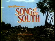 Song of the south theatrical trailer