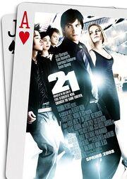 2008 - 21 Movie Poster -1