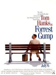 Forrest gump xlg