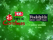 Disney XD Toons 25 Days Of Christmas Rudolph's Shiny New Year Promo 2018