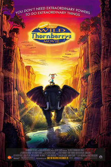 The Wild Thornberrys Movie (2002) Poster 2